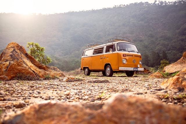 Rent a Volkswagen van